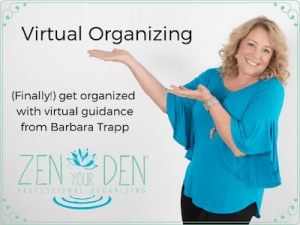 Virtual Organizing with Barbara Trapp