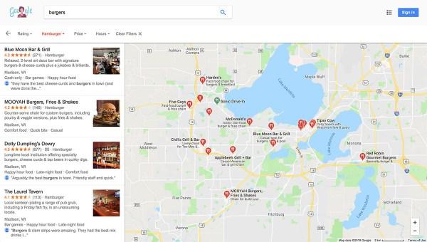 7 Sins of Restaurant Websites - no SEO