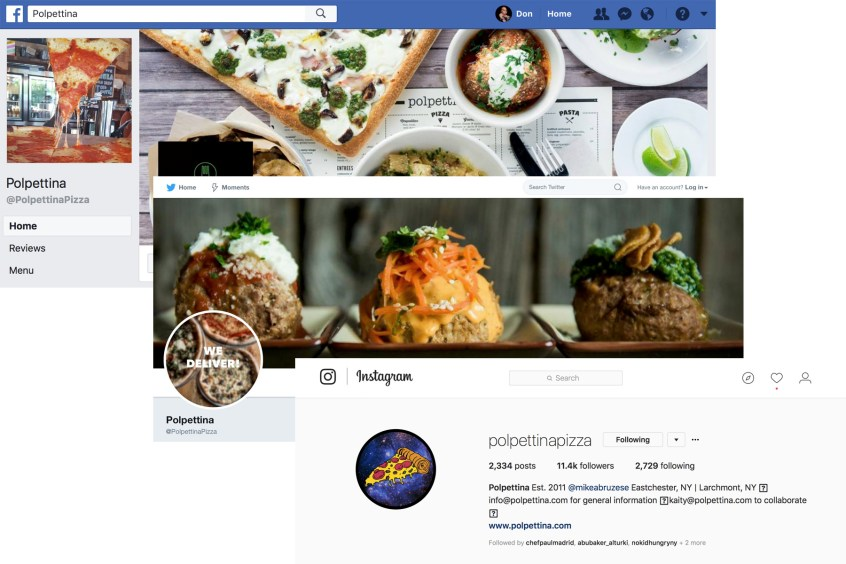 Mazimize Social Media - inconsistent profiles
