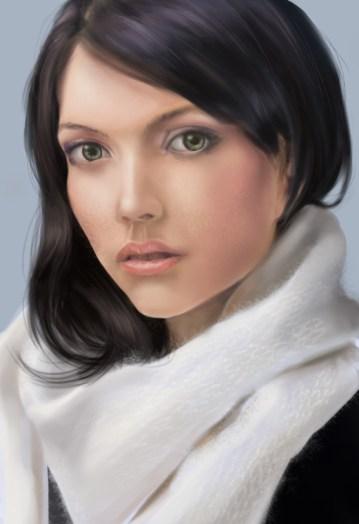 Portrait PhotoStudy_wcZeonArt