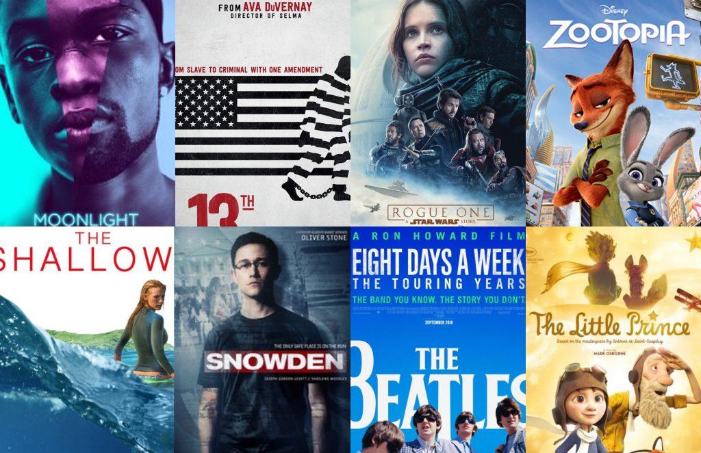 2016 movie roundup zepfanman