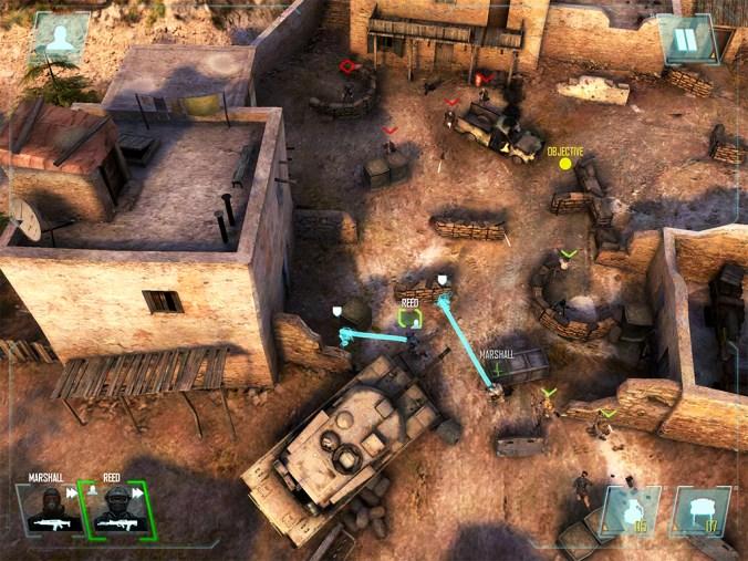 Call of Duty Strike Team Tac