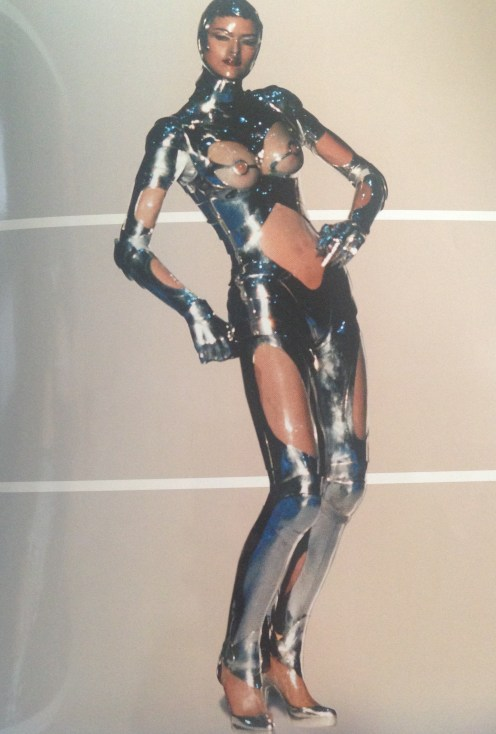Thierry Mugler A/W 1995-1996 (Super Heroes, fashion and fantasy, MET)