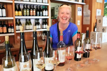 Jenny Siddall - Wine Education Certification