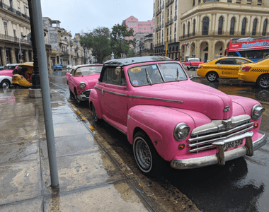Breaking Down on the Malecon - a true Cuba People-to-People Experience