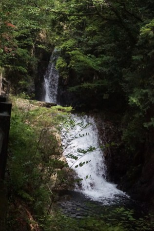 Tsuzumigataki Waterfall