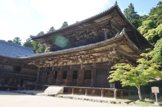 Daikodo, originally built in A.D986