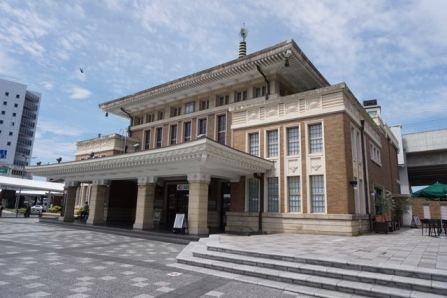 Nara Tourism Bureau next to Nara JR Station