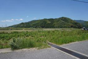 Farmlands in rural Kyoto