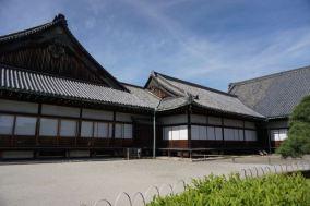 Ninomaru Palace from the gardens in Nijo Castle