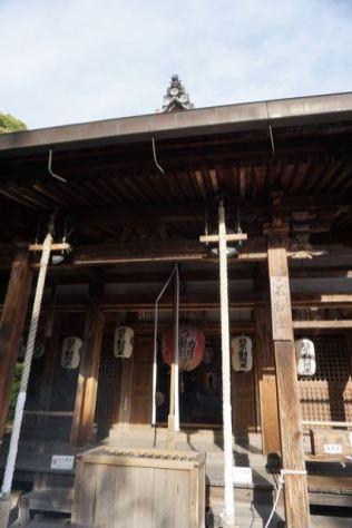 Fudo-do in Kinkakuji