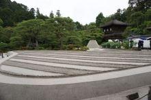 Ginsyadan and Kogetsudai with Ginakaku