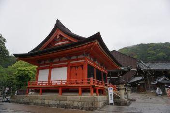 Another prayer hall at Nio-mon