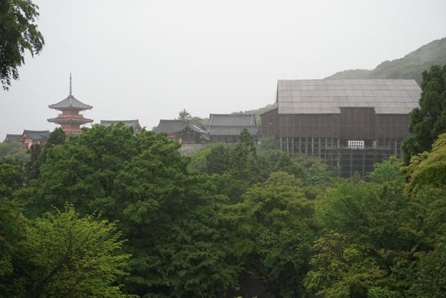 View of Hondo from the Pagoda