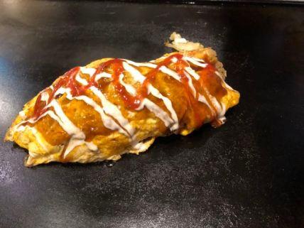 Another variation of Osakayaki
