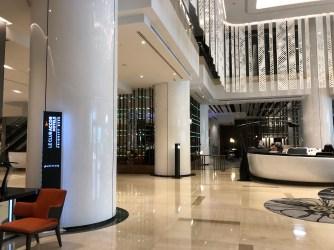 Lobby in Pullman Kuala Lumpur