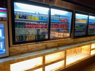 Wide selection of Beverages