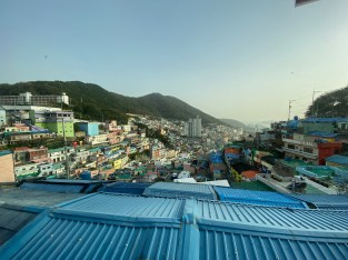Another view of Gamcheon Culture Village