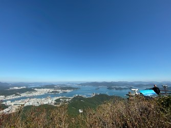 Views from Sinseondae Viewpoint