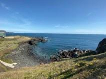 More volcano rock beach