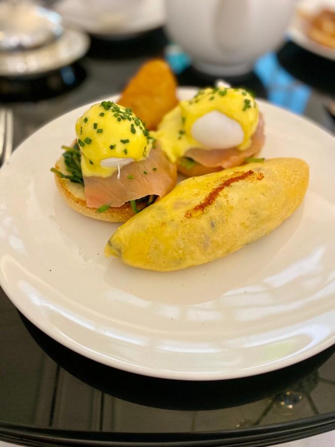 Eggs Platter