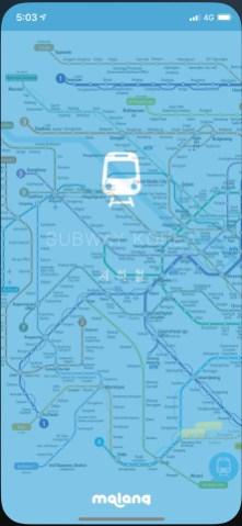 Subway App