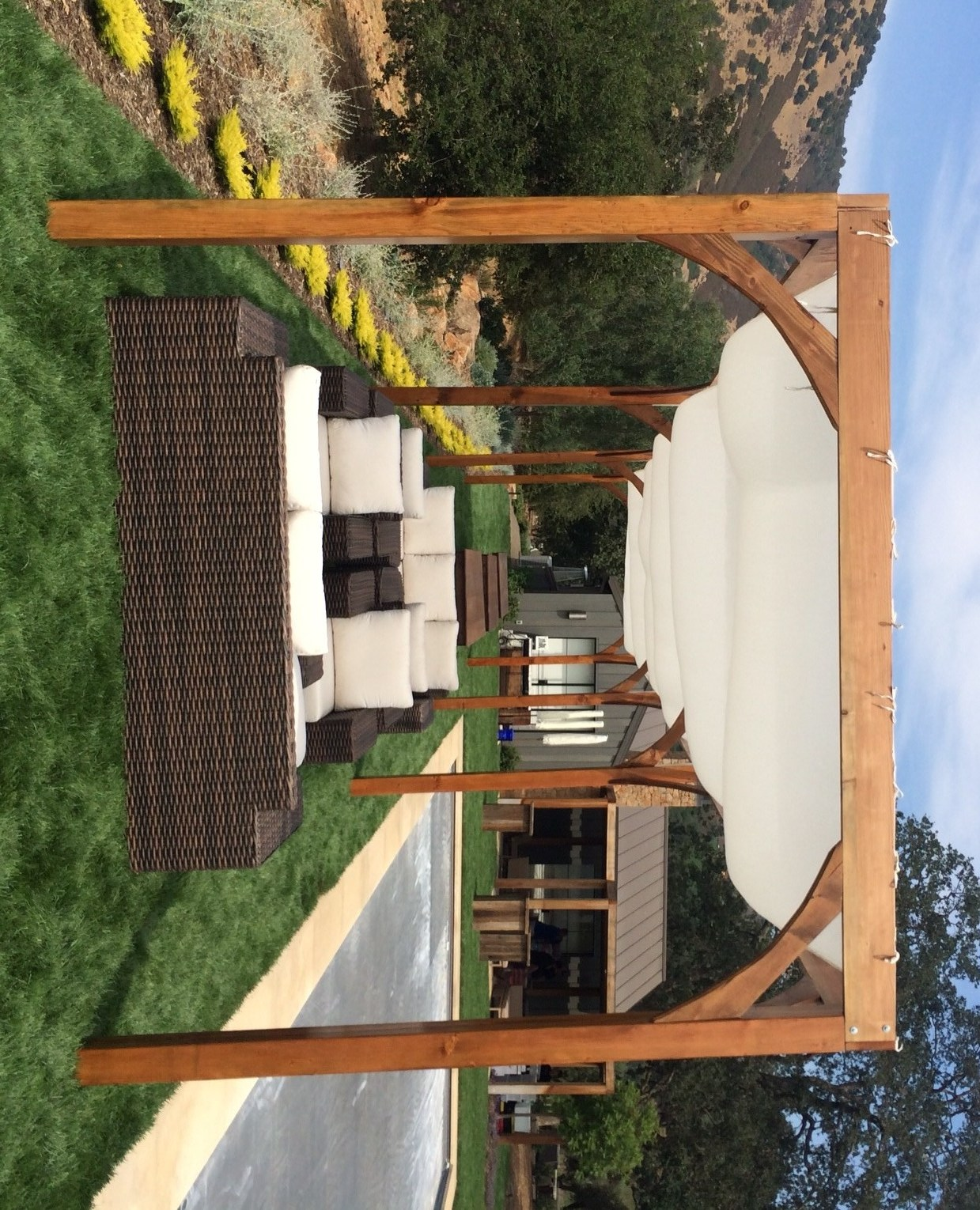 Wood Structures Zephyrtents Sperry Sailcloth Tents For