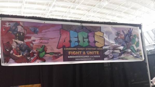 AEGIS New Banner