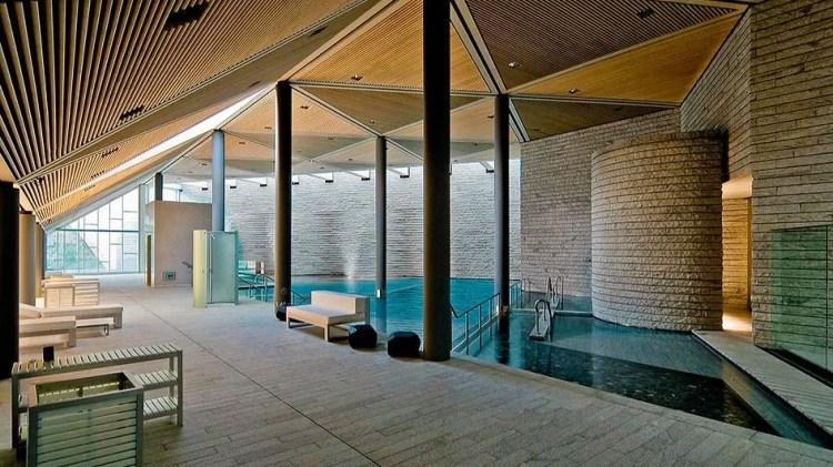 Tschuggen-Spa