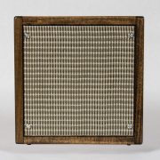 Speaker cabinet 1x8 DIY kit or Ready to Play - Front View