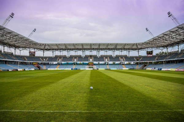 Fußball Stadion – Quelle: pexels