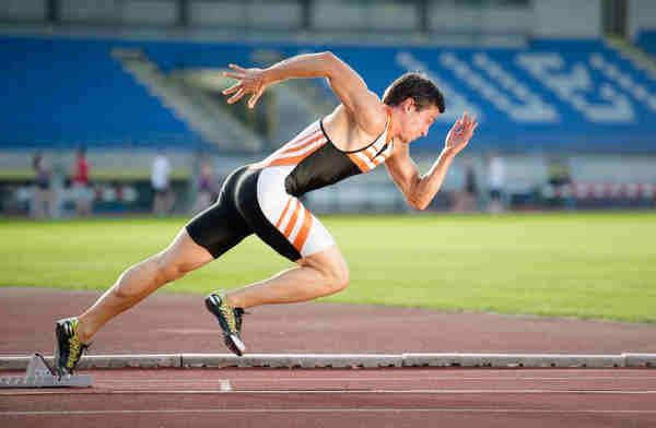 Leichtathletik: Deutsche Hallenmeisterschaft 2021 Vorbereitungen - Foto: Fotolia