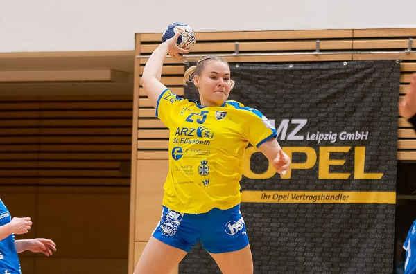 Lilli Röpcke - Foto: HC Leipzig