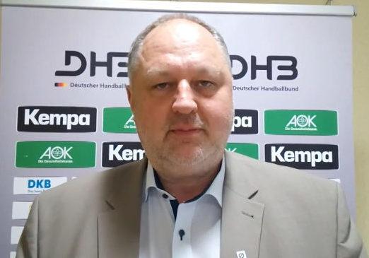 Andreas Michelmann - Deutschland - Handball DHB Präsident - Copyright: SPORT4FINAL