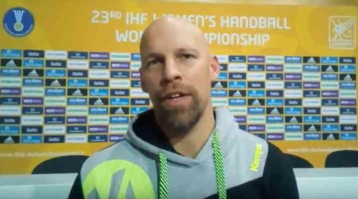 Handball WM 2017 Frauen - Axel Kromer - DHB Deutschland - Copyright: SPORT4FINAL