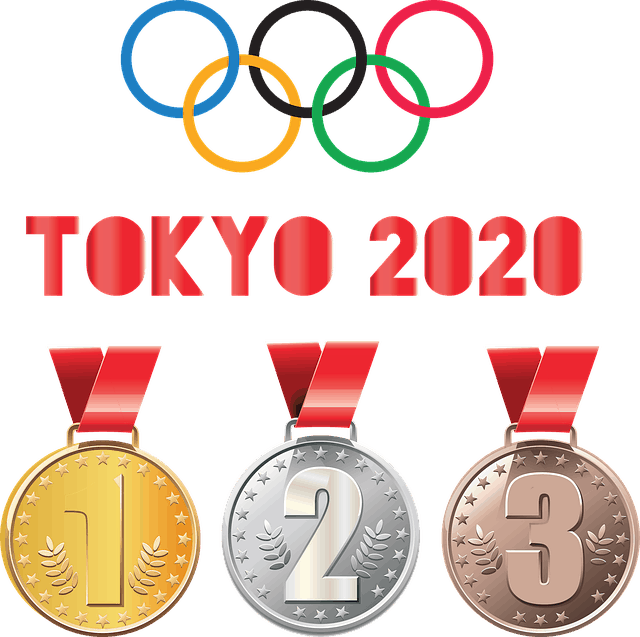 Olympia Tokio 2020 Handball – Copyright: https://pixabay.com/de/illustrations/olympische-ringe-olympische-medaillen-4774237/ – Lizenz: Pixabay Licence. Bild von Please Don't sell My Artwork AS IS auf Pixabay.