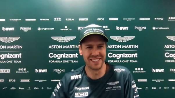 CNN Interview – Sebastian Vettel – Copyright: CNN International