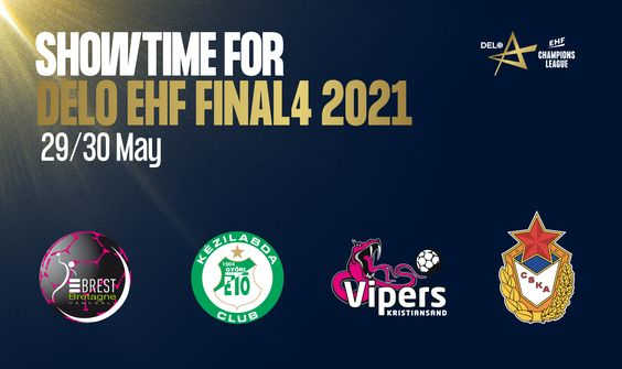 Handball EHF Final4 – Auslosung 2021 Budapest – Foto: EHF Media