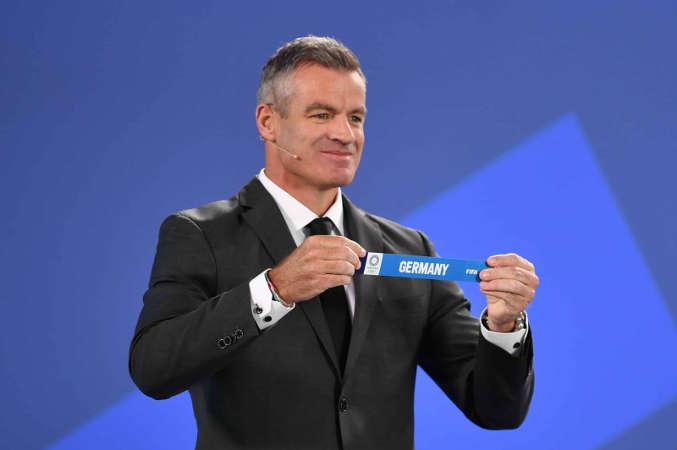 Olympia Tokio 2020 – Fußball FIFA Auslosung – Copyright: FIFA