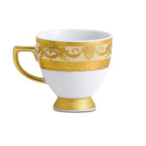 Фарфор Imperial Gold - Чашки Еspresso Кремовые (12 Единиц) от Цептер
