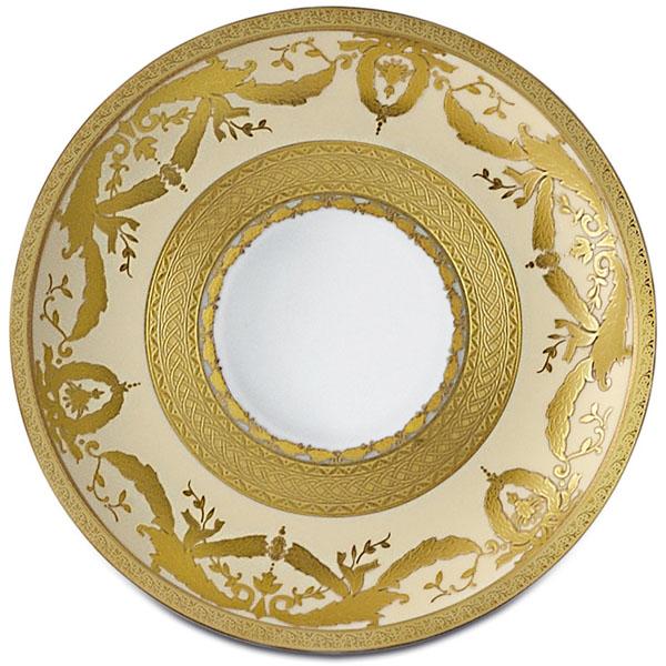 Фарфор Imperial Gold - Кофейный Набор 6 Персон Кремовый (15 Единиц) от Цептер