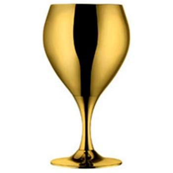 """Набор бокалов для воды """"Принц"""" - позолоченный от Цептер"""