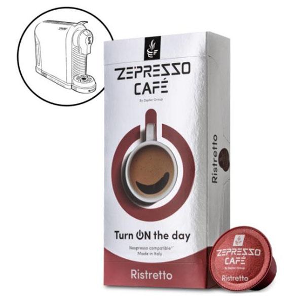 "Кофе Zepresso Cafe ""Ristretto"" от Цептер"
