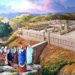 Chabad - Bet Hamikdash - Mishkan Posters