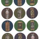Torah Stickers