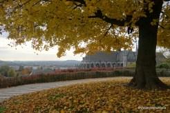 Mons aux couleurs d'automne