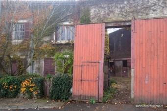 Chemin des Trépassés, Cluny