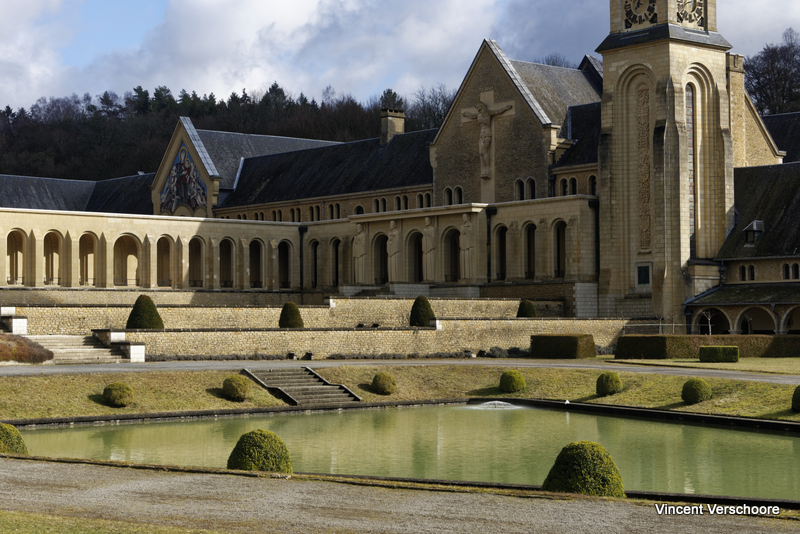 Photo: Abbaye d'Orval