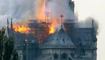 Le feu de Notre-Dame, un impensable symbole?