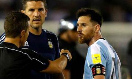 FIFA dënon Messin me 4 ndeshje pezullim